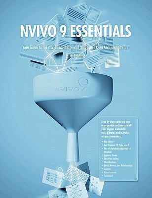 Nvivo 9 Essentials 9781446707623