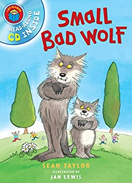 I am Reading with CD: Small Bad Wolf 9781447222163