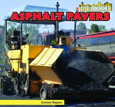 Asphalt Pavers 9781448849628