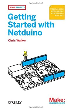 Getting Started with Netduino 9781449302450