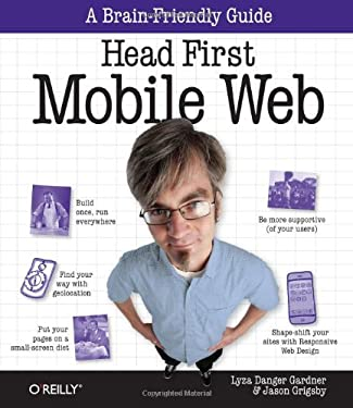 Head First Mobile Web 9781449302665