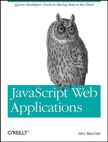 JavaScript Web Applications 9781449303518