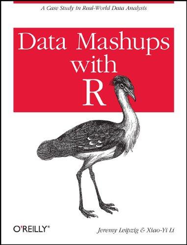 Data Mashups in R 9781449303532