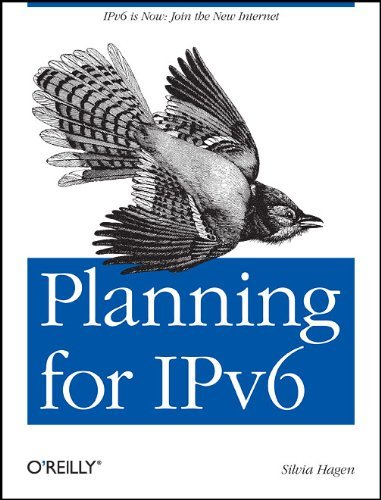 Planning for Ipv6 9781449305390