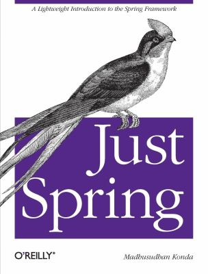Just Spring 9781449306403