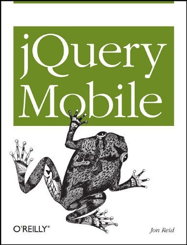 Jquery Mobile 9781449306687