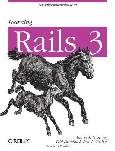 Learning Rails 3 9781449309336