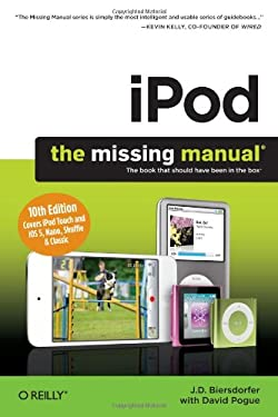 iPod: The Missing Manual 9781449312855