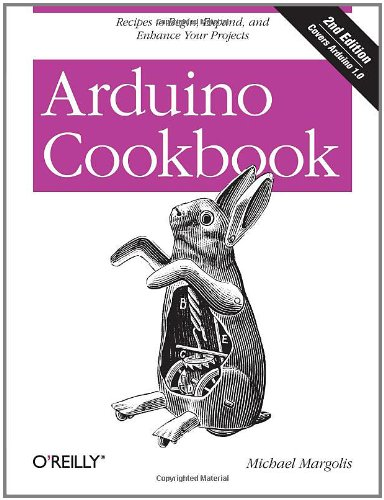 Arduino Cookbook 9781449313876
