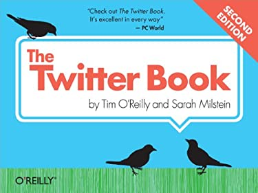 The Twitter Book 9781449314200