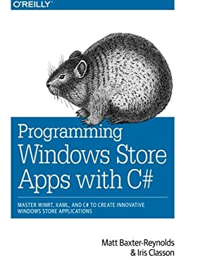 Programming Windows 8 Applications with C# 9781449320850