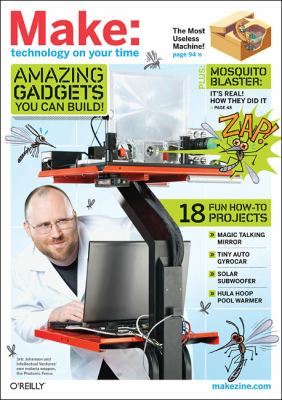 Make: Technology on Your Time, Volume 23 9781449382834