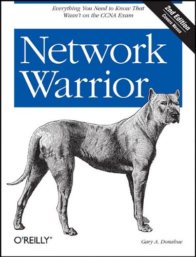 Network Warrior 9781449387860