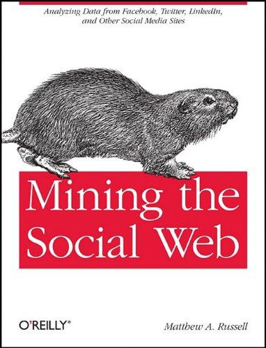 Mining the Social Web 9781449388348