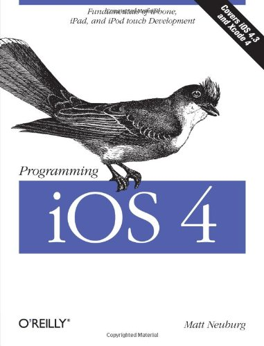 Programming iOS 4 9781449388430