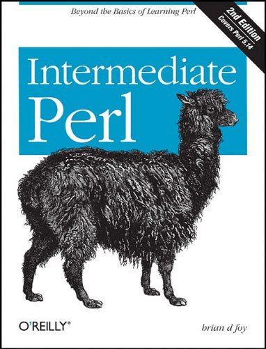 Intermediate Perl 9781449393090