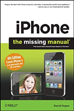 Iphone: The Missing Manual 9781449393656