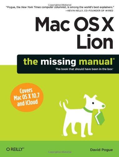 Mac OS X Lion 9781449397494
