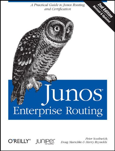 Junos Enterprise Routing: A Practical Guide to Junos Routing and Certification 9781449398637