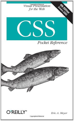 CSS Pocket Reference 9781449399030