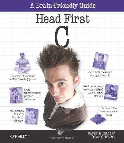Head First C 9781449399917
