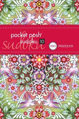 Pocket Posh(r) Sudoku 10: 100 Puzzles 9781449407568