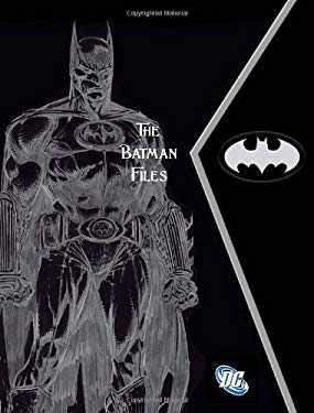 The Batman Files 9781449408220