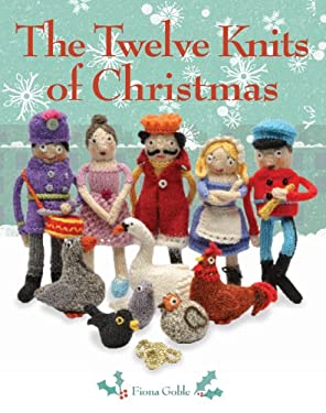 The Twelve Knits of Christmas 9781449411312