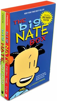 Big Nate Boxed Set
