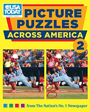USA Today Picture Puzzles Across America 2 9781449421694
