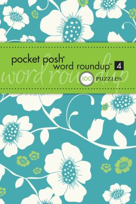 Pocket Posh Word Roundup 4: 100 Puzzles 9781449421748
