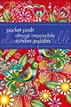 Pocket Posh Almost Impossible Number Puzzles 9781449421816