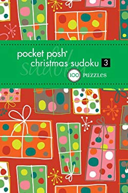 Pocket Posh Christmas Sudoku 3: 100 Puzzles 9781449426484