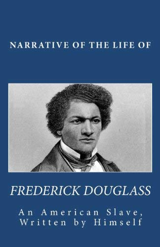 life of frederick douglass and american slave written by frederick douglass essay Learning to read and write by frederick douglass i lived in master  i was now  about twelve‐years‐old, and the thought of being a slave for life began to bear   who had left their homes, and gone to africa, and stolen us from our homes, and  in a  and learned how to write, and had written over a number of copy‐books.