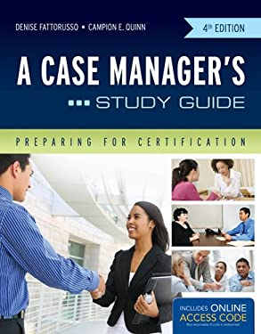 A Case Manager's Study Guide with Access Code 9781449683351