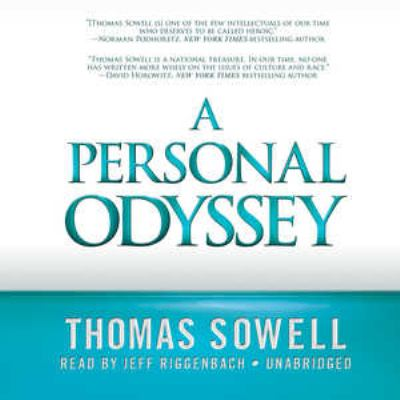 A Personal Odyssey 9781441784117