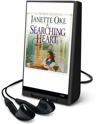 A Prairie Legacy, Book 2: A Searching Heart [With Earbuds] 9781441738004