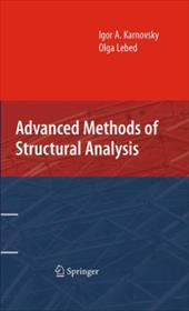 Advanced Methods of Structural Analysis 6748540