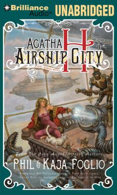 Agatha H and the Airship City 9781441878465