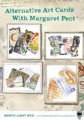 Alternative Art Cards with Margaret Peot 9781440325113