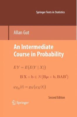 An Intermediate Course in Probability 9781441901613