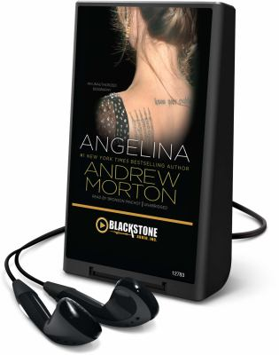 Angelina: An Unauthorized Biography [With Earbuds]