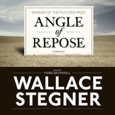 Angle of Repose 9781441714275