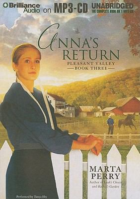 Anna's Return 9781441808721
