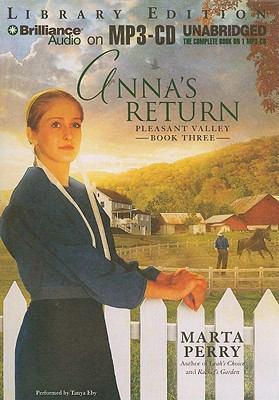 Anna's Return 9781441808738