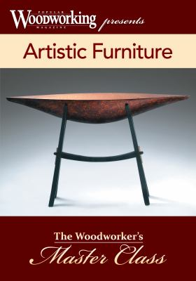 Artistic Furniture: The Best of Woodworking in Action 9781440326318
