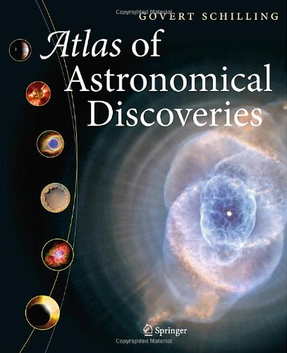 Atlas of Astronomical Discoveries 9781441978103