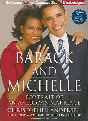 Barack and Michelle: Portrait of an American Marriage [With CDROM] 9781441820679