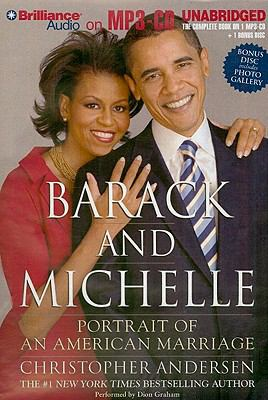 Barack and Michelle: Portrait of an American Marriage [With Bonus CD] 9781441820693