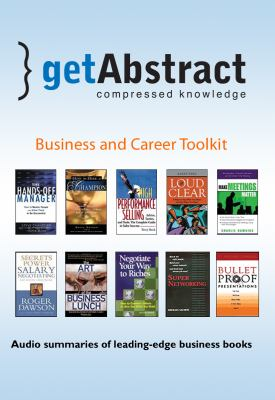 Business and Career Toolkit 9781441733627